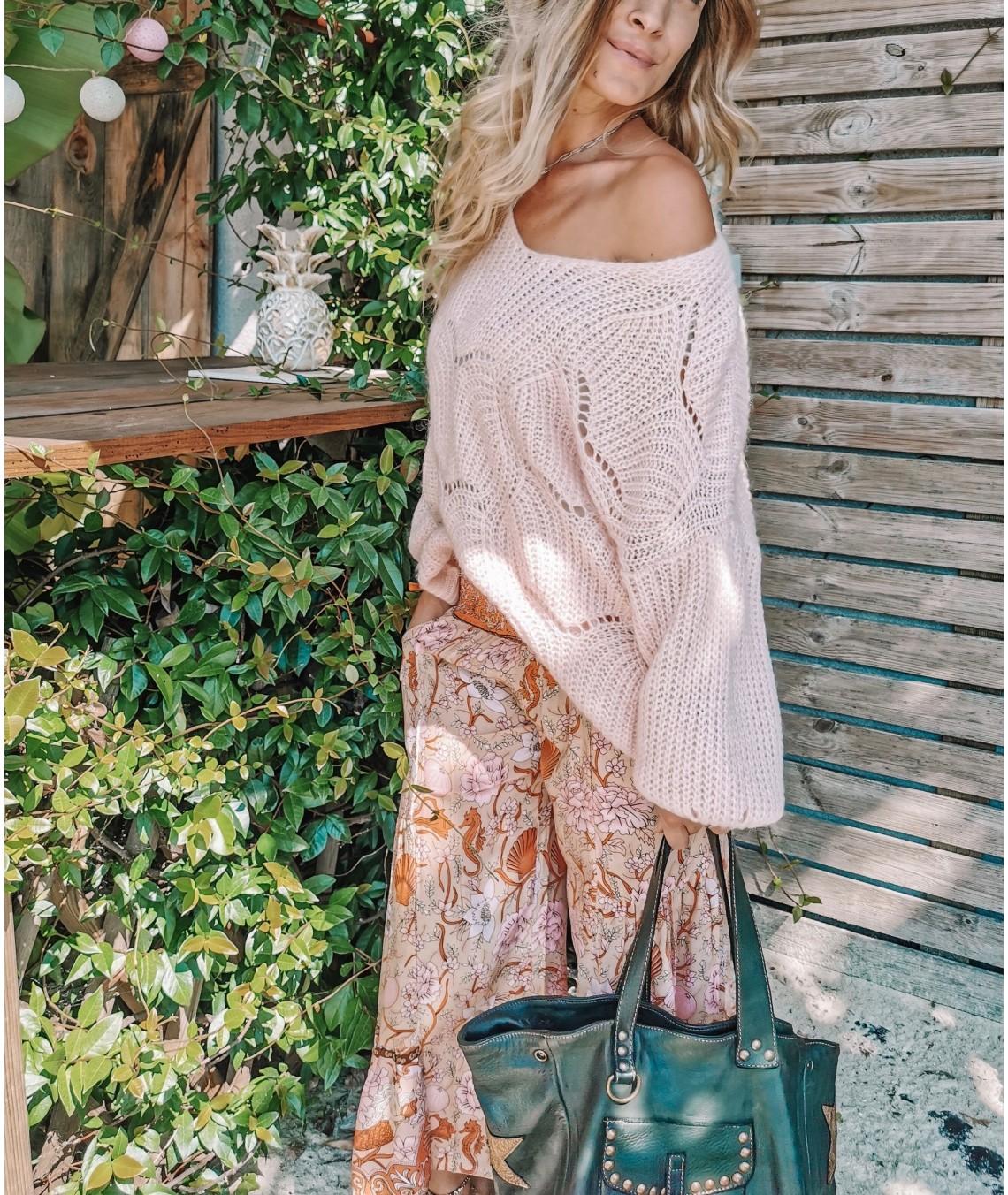 "Pantalon ""Mermaid"" Sandcoachella"